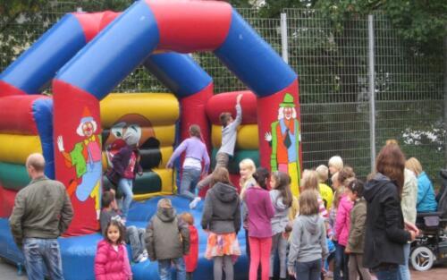 Spielplatzfest