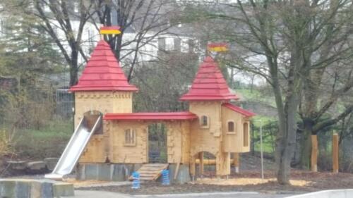 Spielplatz Tal der Könige